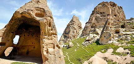 Tafoni Cave Suites Genel Görünüm