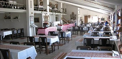 Tarihi Emniyet Hotel Yeme / İçme