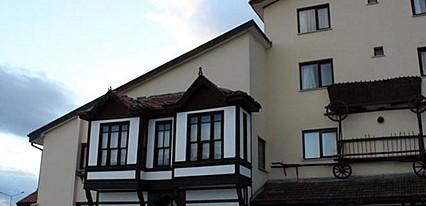 Tarihi Emniyet Hotel Genel Görünüm
