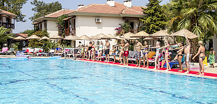 Telmessos Hotel Havuz / Deniz