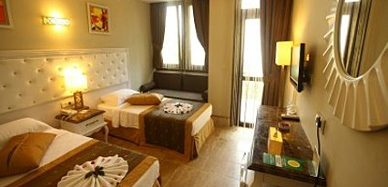 Telmessos Select Hotel Oda