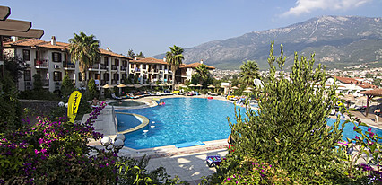 Telmessos Select Hotel Genel Görünüm