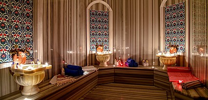 Temenos Luxry Hotel & Spa Genel Görünüm