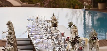 Temenos Luxry Hotel & Spa Yeme / İçme