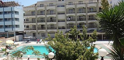 Temple Beach Hotel Genel Görünüm