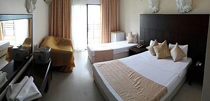 Temple Beach Hotel Oda