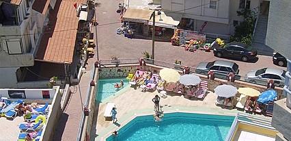 Temple Class Hotel Havuz / Deniz