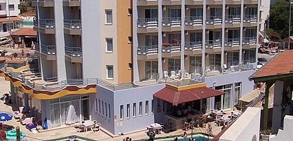 Temple Class Hotel Genel Görünüm