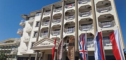 Temple Hotel Genel Görünüm