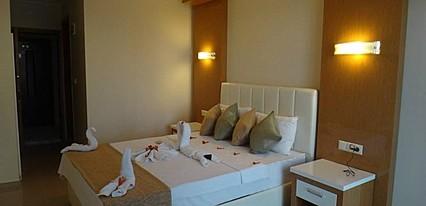Temple Miletos Hotel Oda