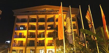 Temple Miletos Hotel Genel Görünüm