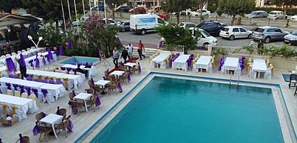 Temple Miletos Hotel Havuz / Deniz