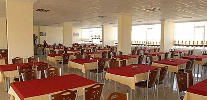 Temur Termal Otel Yeme / İçme