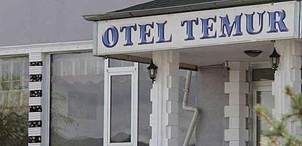 Temur Termal Otel Genel Görünüm