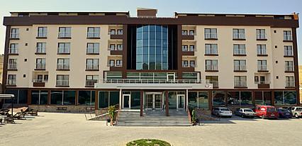 Tera Life Termal Hotel Genel Görünüm