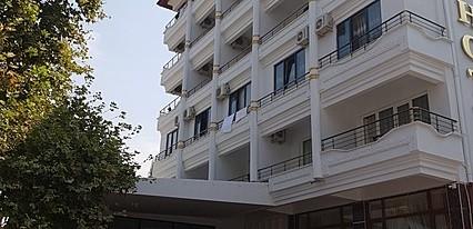 Termal Saray Otel Genel Görünüm