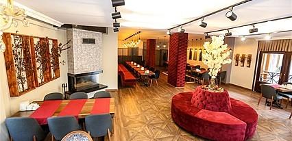 Termal Saray Otel Yeme / İçme