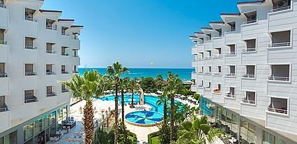 Terrace Beach Resort Genel Görünüm