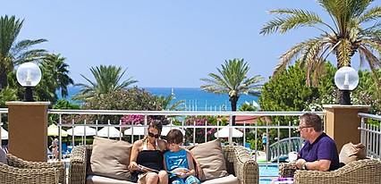 Terrace Beach Resort Yeme / İçme