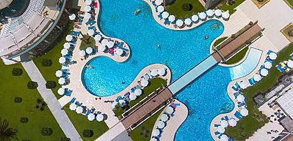 Terrace Elite Resort Havuz / Deniz
