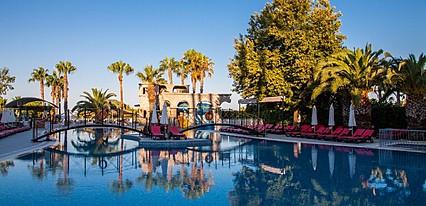 Thalia Beach Resort Hotel Havuz / Deniz