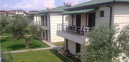 The Green Beach Resort Hotel Genel Görünüm