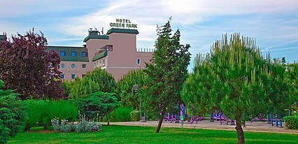 The Green Park Merter Genel Görünüm