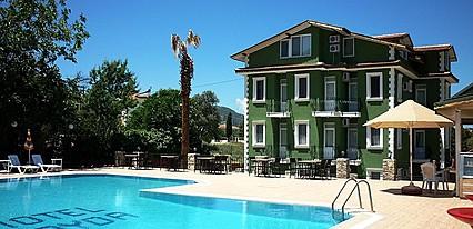 The Green Valley Hotel Genel Görünüm