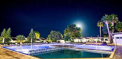 The Hotel Olive Tree Genel Görünüm