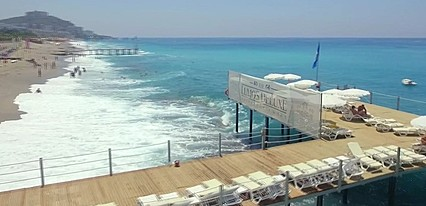 The Lumos Deluxe Resort Hotel & Spa Havuz / Deniz