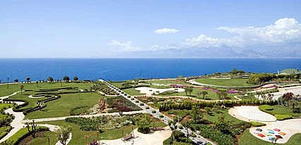 The Marmara Antalya Genel Görünüm