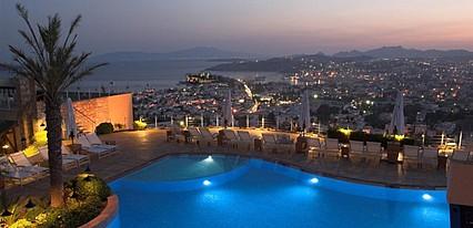 The Marmara Bodrum Havuz / Deniz
