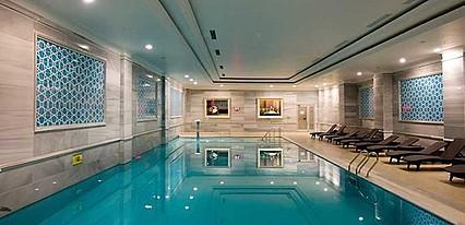 The Ness Thermal & Spa Hotel Havuz / Deniz