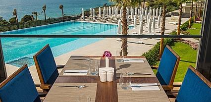 The Nowness Luxury Hotel Yeme / İçme