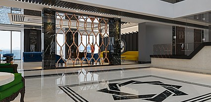 The Nowness Luxury Hotel Genel Görünüm