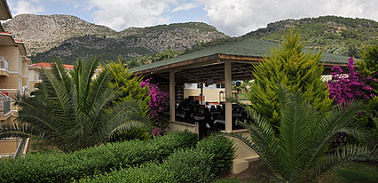The One Club Sarıgerme Hotel Yeme / İçme