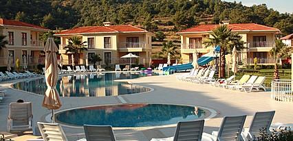 The One Club Sarıgerme Hotel Havuz / Deniz