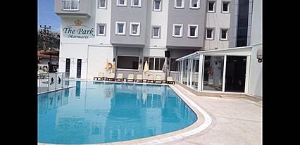 The Park Marmaris Hotel Havuz / Deniz