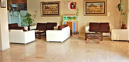 The Penguen Hotel Genel Görünüm
