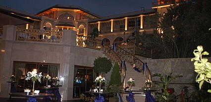 The Savoy Ottoman Palace Yeme / İçme