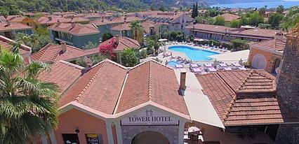 The Tower Hotel Genel Görünüm