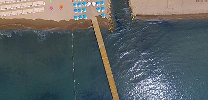 Tiana Beach Resort Genel Görünüm