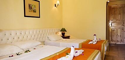 Tiana Beach Resort Oda