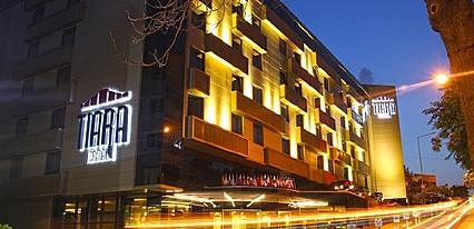 Tiara Hotel & SPA Genel Görünüm