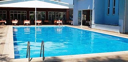 Toka Hotel Havuz / Deniz