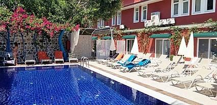 Tonoz Beach Hotel Havuz / Deniz