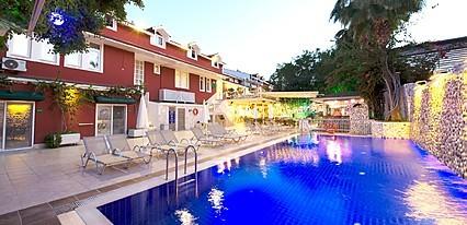 Tonoz Beach Hotel Genel Görünüm