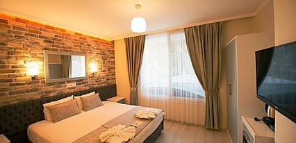 Tonoz Beach Hotel Oda