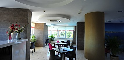 Tourist Hotel Antalya Genel Görünüm