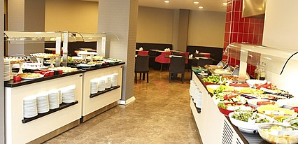 Tourist Hotel Antalya Yeme / İçme